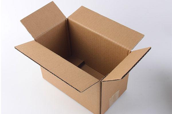纸箱7号快递三层单瓦楞纸箱