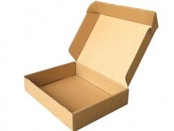 三层瓦楞飞机盒