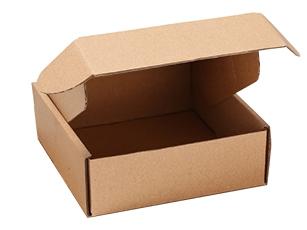 瓦楞飞机纸盒定制
